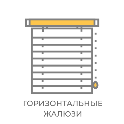 Горизонтальные жалюзи в Борисове